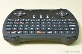 Tastatura Smart TV Android wireless cu touchpad V6A