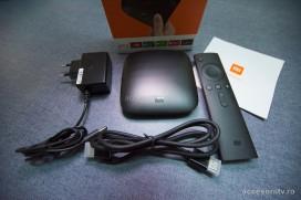 Xiaomi Mi Box TV 4K (ver. 3)