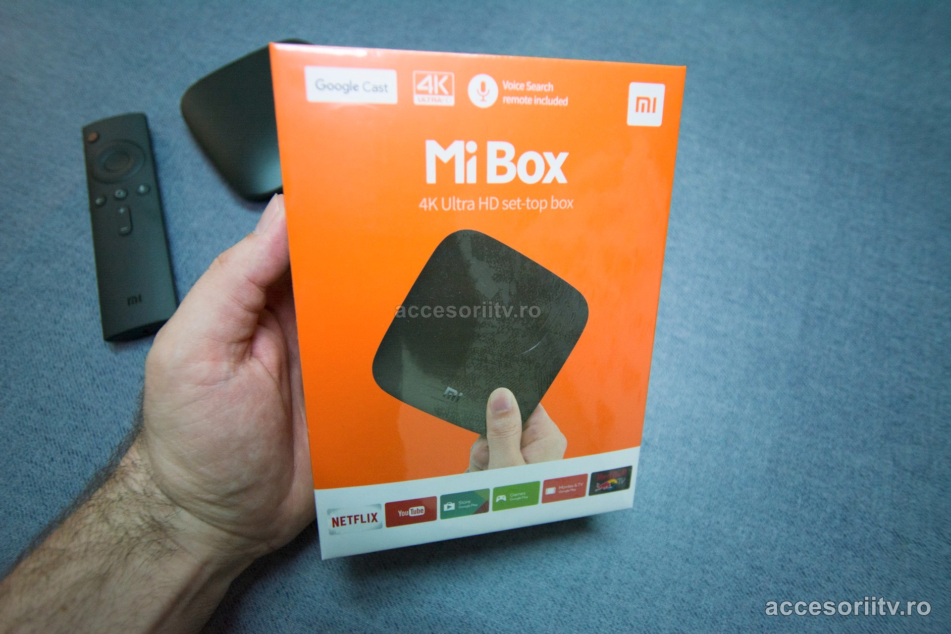 xiaomi mi box tv 3 android tv box