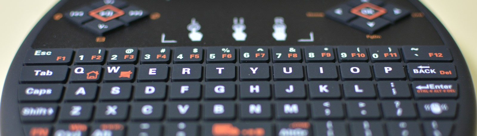 Tastatură V6A pentru televizoare SMART